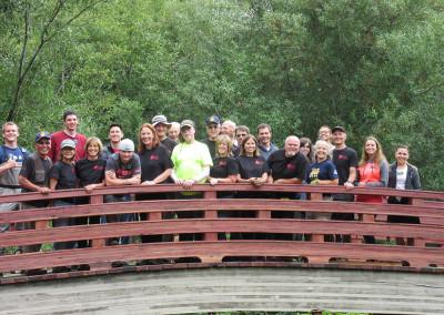 Bridge Renovation Volunteers