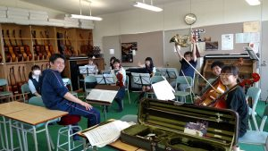 2016-07-09 Tanith brass band