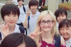 2018-07-Tania-at-Towanomori